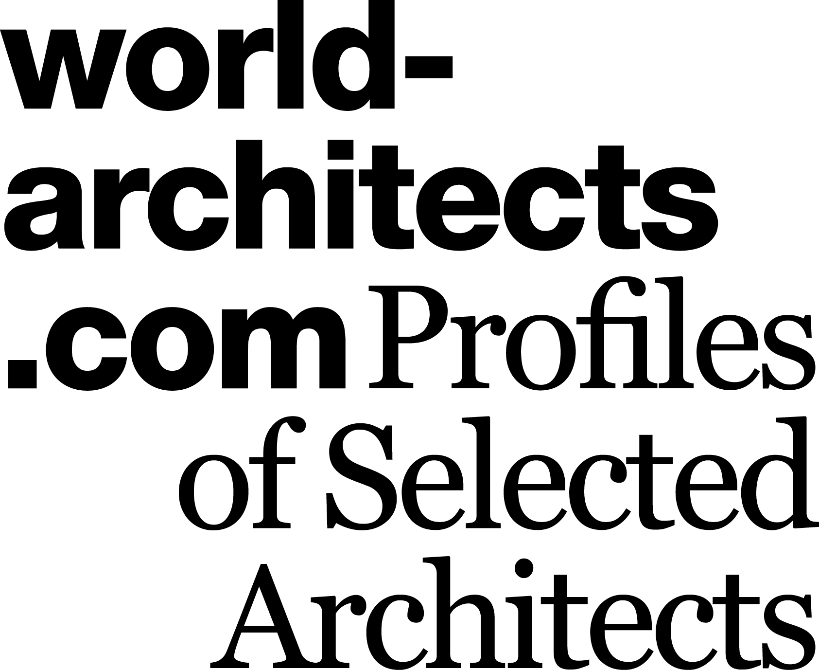 Logo World Architects